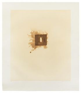 Anish Kapoor, (Indian, b. 1954), Untitled, 1991