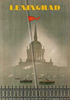 Nikolai Zhukov (Russian, 1908-1973)      Leningrad