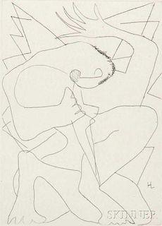 Henri Laurens (French, 1885-1954)      L'Ange Exterminateur