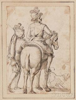 Italian School, 16th/17th Century      Returning from the Hunt