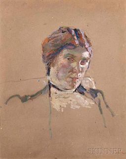 Édouard Vuillard (French, 1868-1940)      Suzanne Desprès