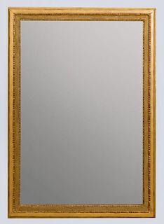 Louis XVI Style Giltwood Mirror, 20th Century
