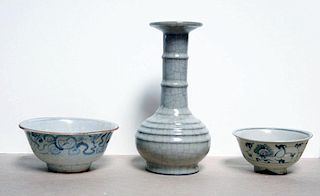 Chinese Antique Vessels (3)-Song Dynasty Or Earlier -960- To 1279