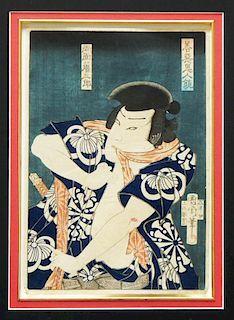 Kunichika, Japanese (1835-1900)