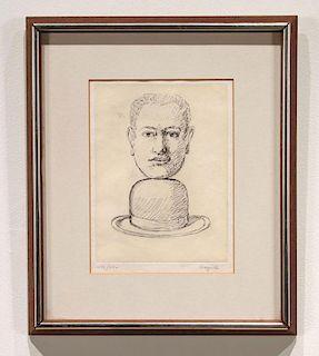 Magritte, Renee, Belgian, 1898-1966