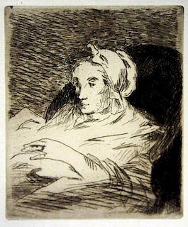 Manet, Edouard, French 1832-1883,