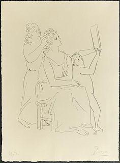Picasso, Pablo, Spanish 1881-1973