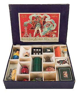 The Little Magician magic set.