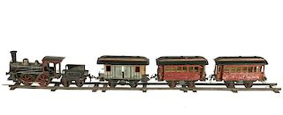 EARLY MARKLIN TIN TOY TRAIN