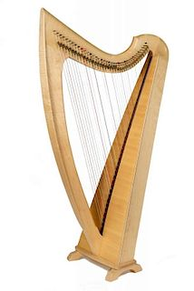 MUSICIAN'S HARP WITH SOFT CASE