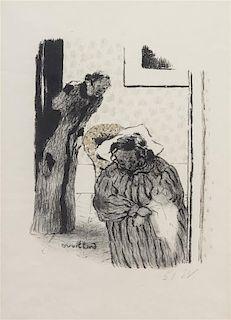 Edouard Vuillard, (French, 1868-1940), La sieste ou la convalescence, 1893