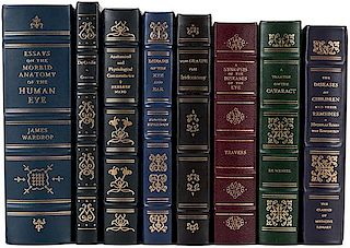 [Medicine] Eight Volumes from The Classics of Medicine