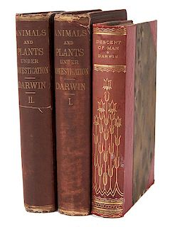 Darwin, Charles. The Variation of Animals and Plants under Domestication.