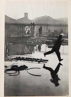 [Photography] Cartier-Bresson, Henri. The Decisive Moment. New