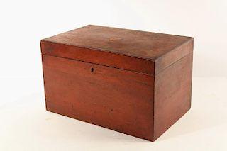 19TH C. KEEPSAKE BOX