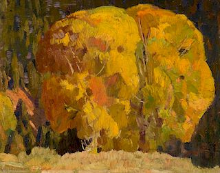 W. HERBERT DUNTON (1878-1936), October