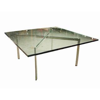 Barcelona Table, Mies Van der Rohe (1886-1969)