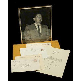 Ronald Reagan Memorabilia