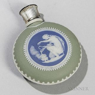 Wedgwood Tricolor Jasper Dip Perfume Bottle