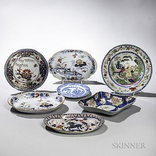 Seven Stone China Dishes