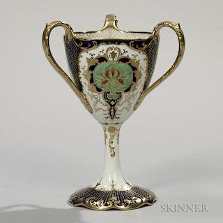 Wedgwood Bone China Three-handled Cup
