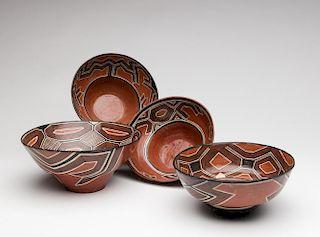 Ecuadorian Amazon Pottery