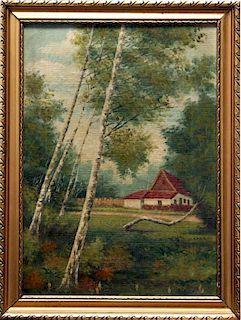 Artist Unknown (B... Bosa?), Austrian-Hungarian ?,