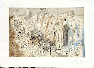 Cuevas, Jose Luis, Mexican b. 1934,
