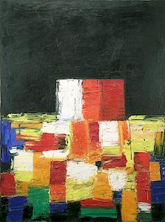 Engel, Jules, American 1909-2003,