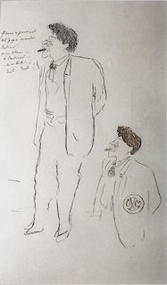 Cocteau, Jean (After), French (1889-1963),