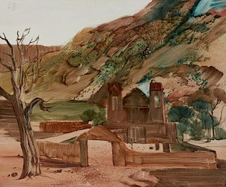 Laurence Philip Sisson | Santuario de Chimayo