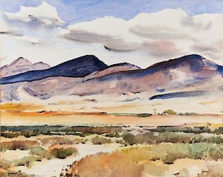 Arthur Haddock | North of Kingman Arizona