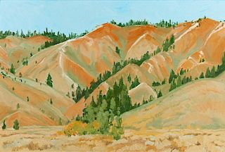 Hollis Randall Williford | Red Mountain