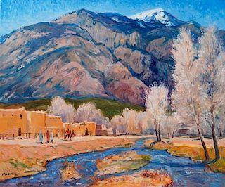 John Modesitt | Pueblo de Taos Rio