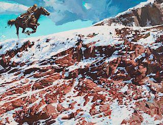 Oleg Stavrowsky | Iron Mountain Pony Express