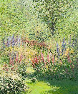 Rod Goebel | Sarah's Garden