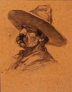 Frank Tenney Johnson | Cowboy