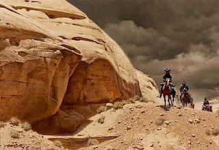 Frank McCarthy | Desert Patrol