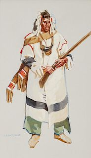 Ned Jacob | Crow Hunter-Winter