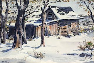 James Boren | Winter House
