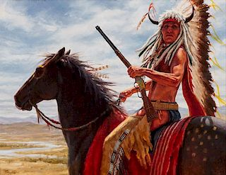 James Ayers | Display of Eminence, Lakota