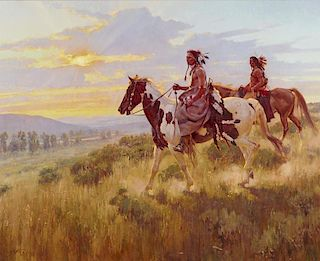 Jim C. Norton | The Sacred Valley