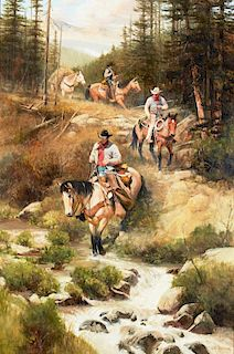 Howard Rogers | Riding the High Country