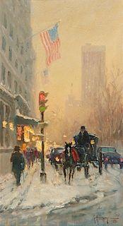 G. Harvey | New York Memories