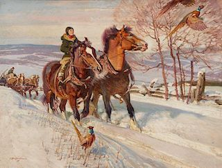 Robert Lougheed | Winter Wonderland