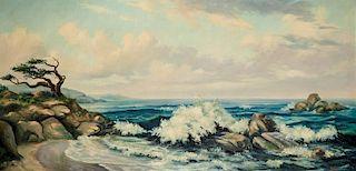 Dalhart Windberg | Beach Seascape