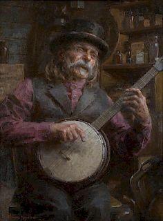 Morgan Weistling | Banjo Man