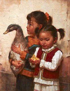 Jie Wei Zhou | Best Friends