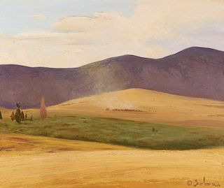 Gerard Curtis Delano | Cattle Country