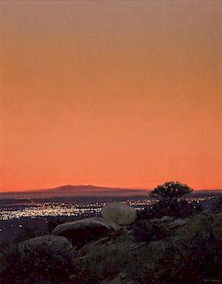 Wilson Hurley | Albuquerque at Twilight
